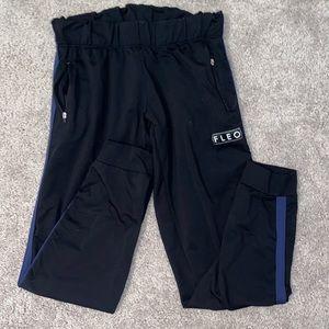 EUC size medium fleo joggers
